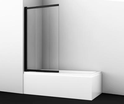 Стеклянная шторка на ванну WasserKRAFT Dill 61S02-80 (800х1400 мм)