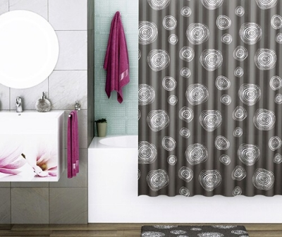 Шторка для ванной WasserKRAFT Eidar SC-33301