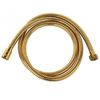 Шланг для душа 150 см Timo SH-100 gold