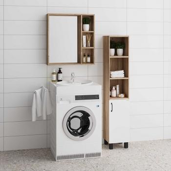Раковина GROSSMAN ALVARO 55 на стиральную машину