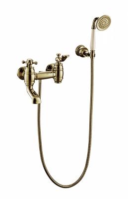 Смеситель для ванны Timo Lina 7034/02Y antique