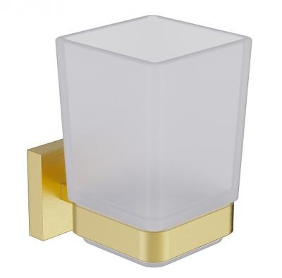 Стакан для зубных щеток Timo Selene Brush Gold 17033/17