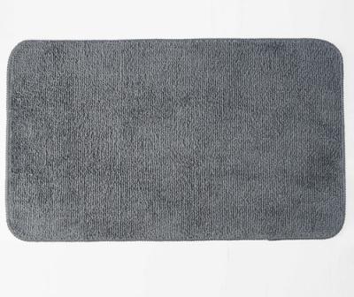 Коврик для ванной комнаты WasserKRAFT Vils BM-1061 Dark Shadow