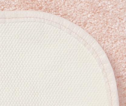 Коврик для ванной комнаты WasserKRAFT Wern BM-2553 Powder pink